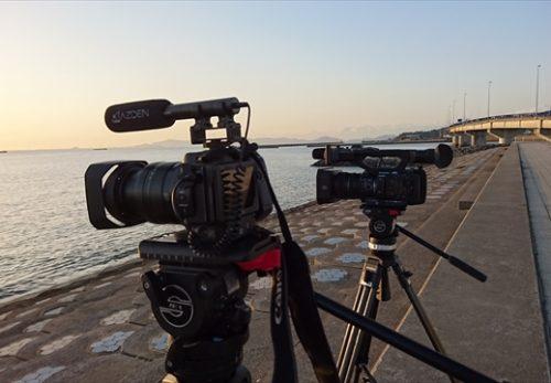 4Kカメラ